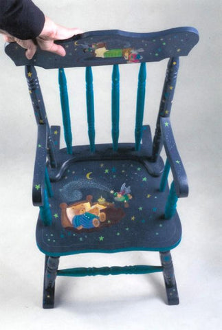CHILD'S ROCKER CUSTOM DESIGN