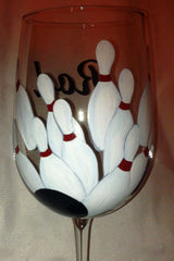 BOWLER'S WINE GLASS