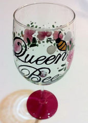 ROSEBUD WINE GLASS
