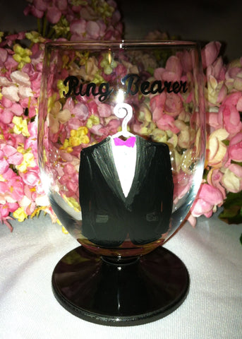 RING BEARER GLASS