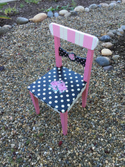 Little Girl's Rocker