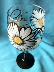 DAISY WINE GLASS