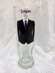 GROOMSMAN GLASS