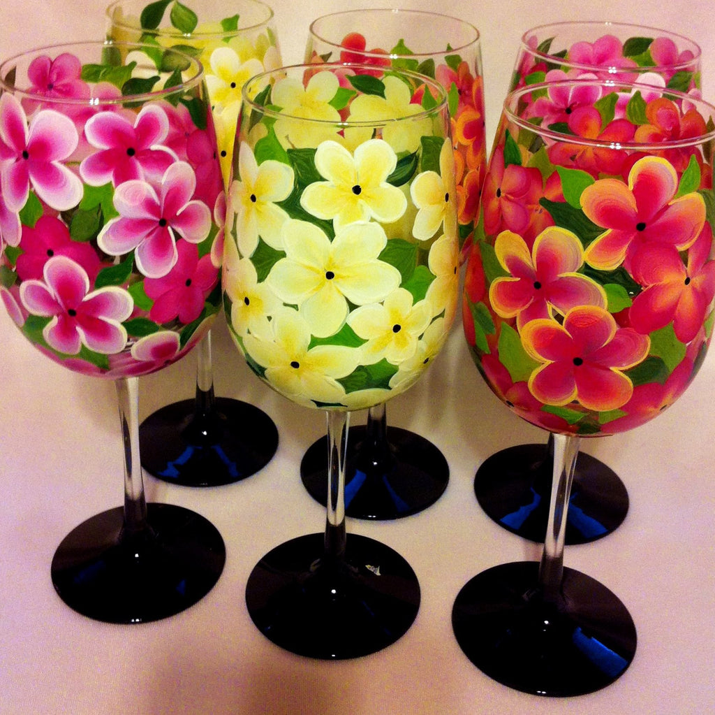 WINE GLASS Set of 6