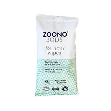 24 Hour Wipes | 25 Wipes
