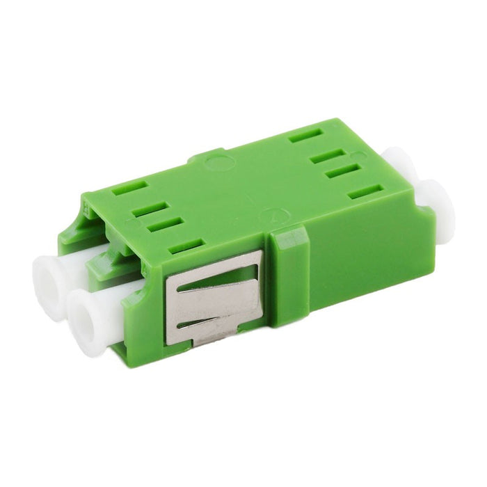 Duplex Single Mode SC Footprint Fiber Optic Adapter without Flange
