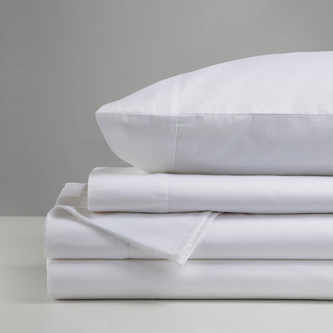 Sateen Weave Bamboo Sheets with Egyptian Blend from Manchester Factory