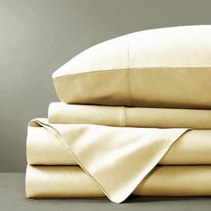 Sienna Living 1000 Thread Count American Pima Cotton Sheet Set - Manchester Factory