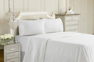 Actil Hotel First Line Cotton Sheet Set - Manchester Factory