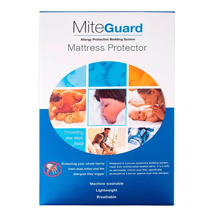 Mite-Guard Fully Encased Mattress Protector