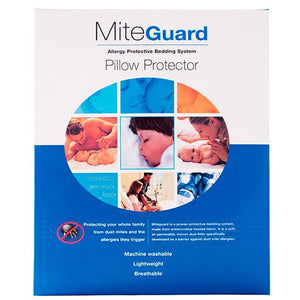 Mite-Guard Standard Pillow Protector - Manchester Factory (4966828441644)