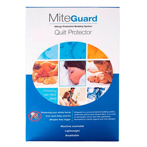 Mite-Guard Quilt Protector - Manchester Factory
