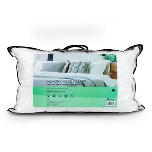 Easyrest Cloud Support Memory Fibre Pillow - Manchester Factory