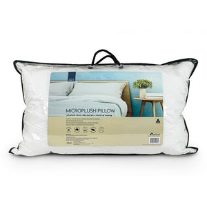 Easyrest Cloud Support Microplush Pillow - Manchester Factory