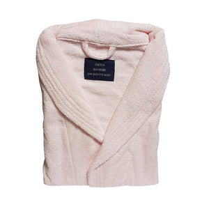 Hotel Soft Touch Egyptian Cotton Terry Towelling Bath Robe - Manchester Factory (4966617350188)