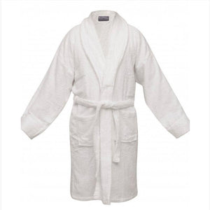 Hotel Soft Touch Egyptian Cotton Terry Towelling Bath Robe - Manchester Factory