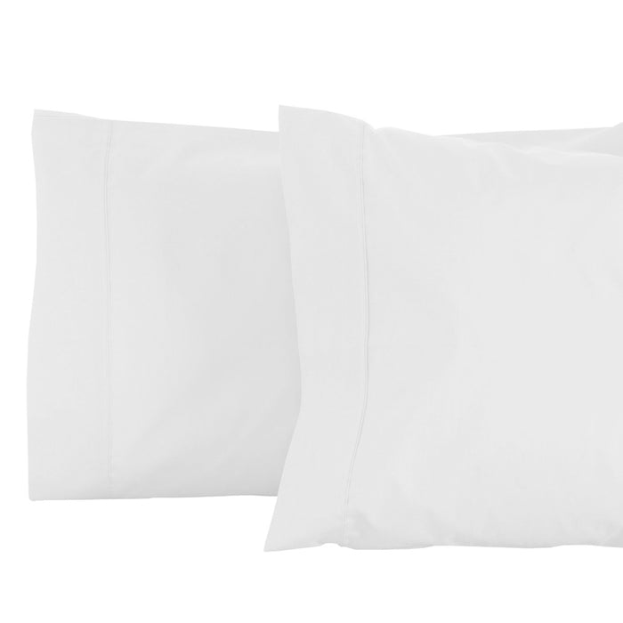 Jenny Mclean La Via Egyptian Cotton 400 Thread Count Pillowcase Pair
