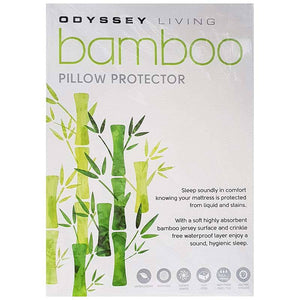Odyssey Living Bamboo Pillow Protector - Manchester Factory