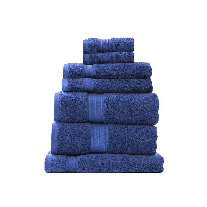 Renee Taylor Brentwood 7 Piece Royal Bath Towel Pack