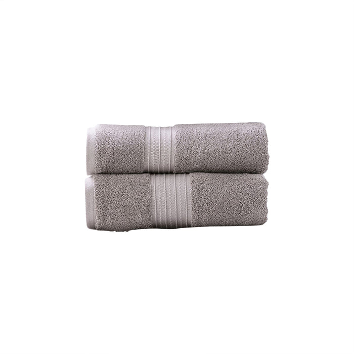 Renee Taylor Brentwood 2 Piece Whisper Bath Sheet Pack