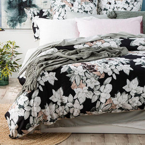 Renee Taylor Ivy Quilt Cover Set - Manchester Factory