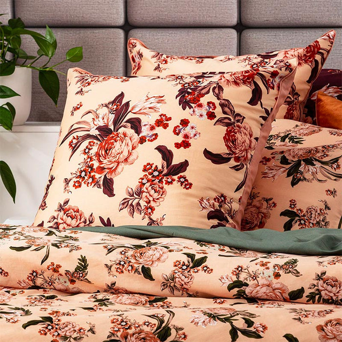 Renee Taylor Secret Garden European Pillowcase