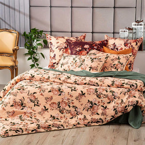Renee Taylor Secret Garden Quilt Cover Set - Manchester Factory (5441497104428)