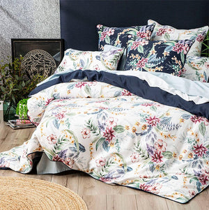 Renee Taylor Veronica Quilt Cover Set - Manchester Factory (5441476919340)