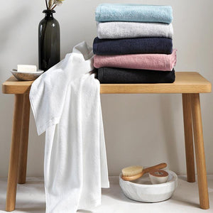 Sheridan Soft Cotton Twist Bath Towel - Manchester Factory
