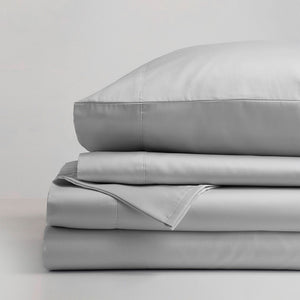 Sienna Living 1500 Thread Count Cotton Rich Sheet Set - Manchester Factory