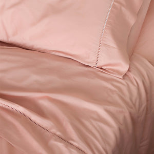 Sienna Living Bamboo Cotton 400 Thread Count Fitted Sheet - Manchester Factory (4966971342892)
