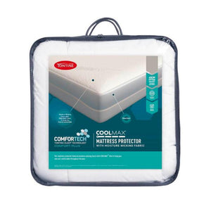 Tontine Comfortech Coolmax Mattress Protector - Manchester Factory (4967000965164)