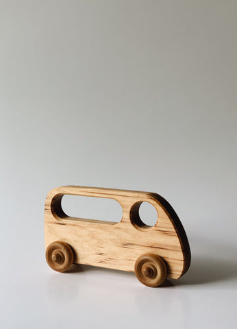 Delivery Van | Wooden Toy