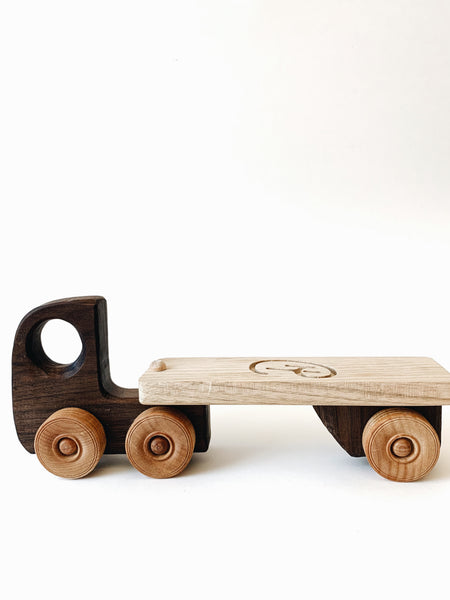 Transport Truck | Wooden Toy