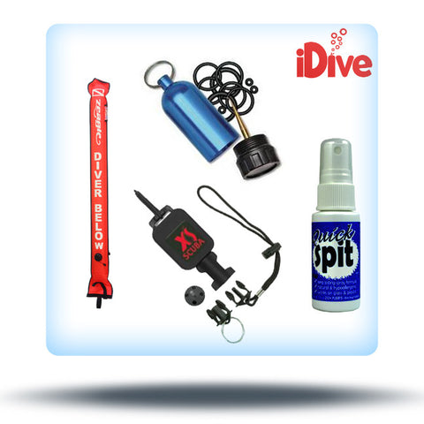 Essentials for Diving
