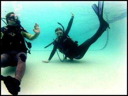 Scuba Courses Booking Now...