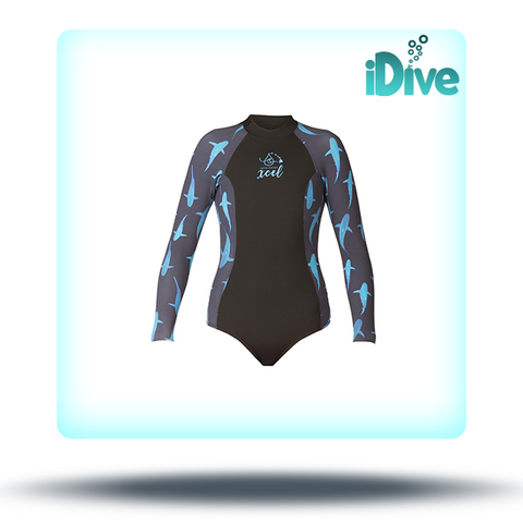 Xcel Women's Water Inspired Ocean Ramsey Collection 2mm Spring Suit