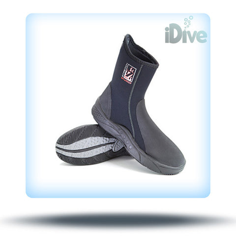 7mm dive bootie