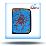 3-Ring Octopus 2 Log Book Binder