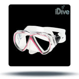 BARE DUO Compact - Women's Mask - Pink