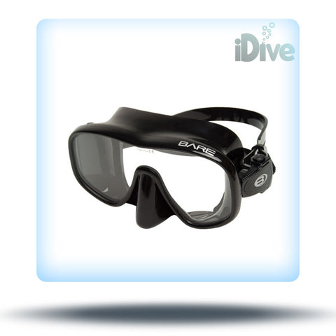 BARE Frameless Mask Black