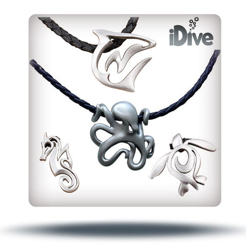 Scuba Diving Jewelry - Necklace