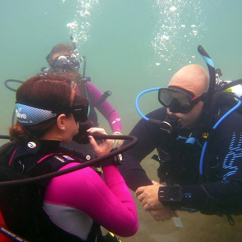 NAUI Instructor Course