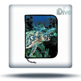 3-Ring Turtle Log Book Binder