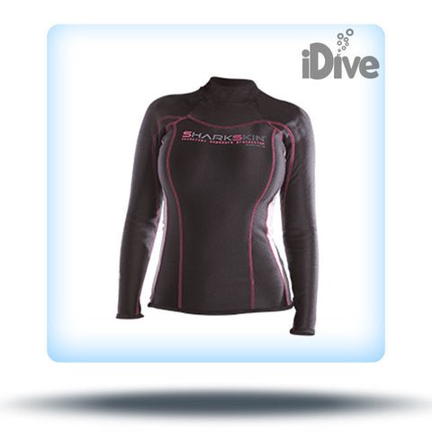 Sharkskin Chillproof Long Sleeve - Women's