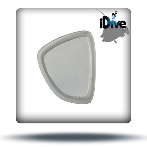 Replacement prescription lenses for Bare Duo mask