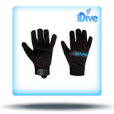 BARE Black Dive Gloves