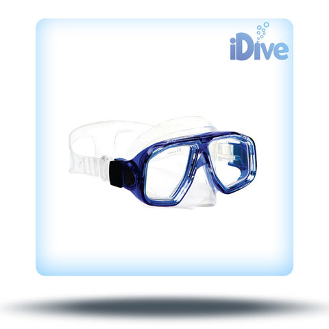 Goby Dive Mask Blue