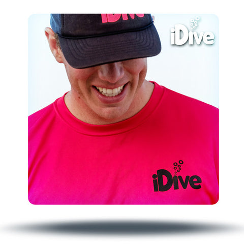 Men's iDive Rash Guard