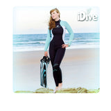 Used BARE - 5MM Nixie Women's Full Wetsuit